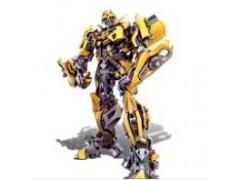 南京变形金刚大型机器人模型出租为什么雪佛兰大黄蜂人气这么高