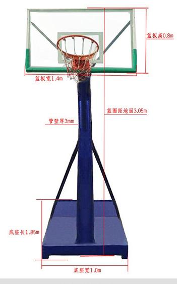 天津篮球架专卖 天津网球柱 羽毛球柱专卖 天津足球门生产厂家