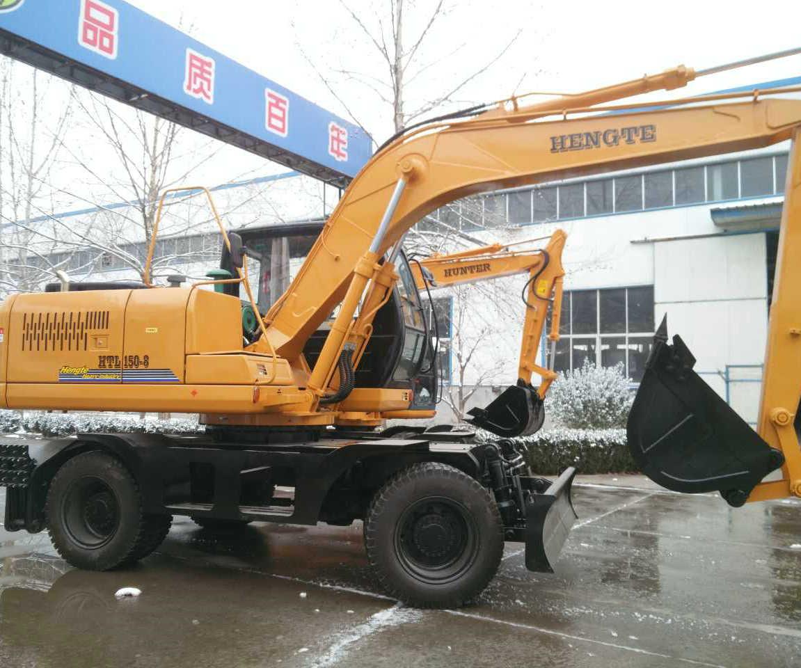 供应恒特150-8挖掘机及配件 批发