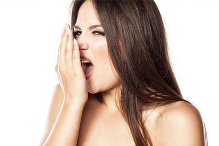 造成口臭的原因都有什么