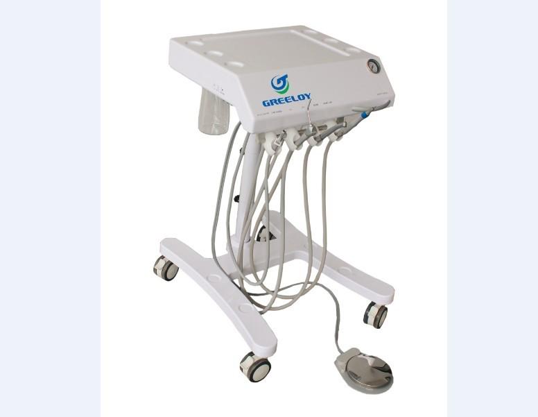 供应硅莱轻便式牙科治疗机GU-P301