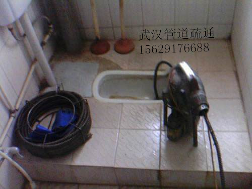 武汉武昌区水果湖化粪池清淤 管道清洗 疏通下水道