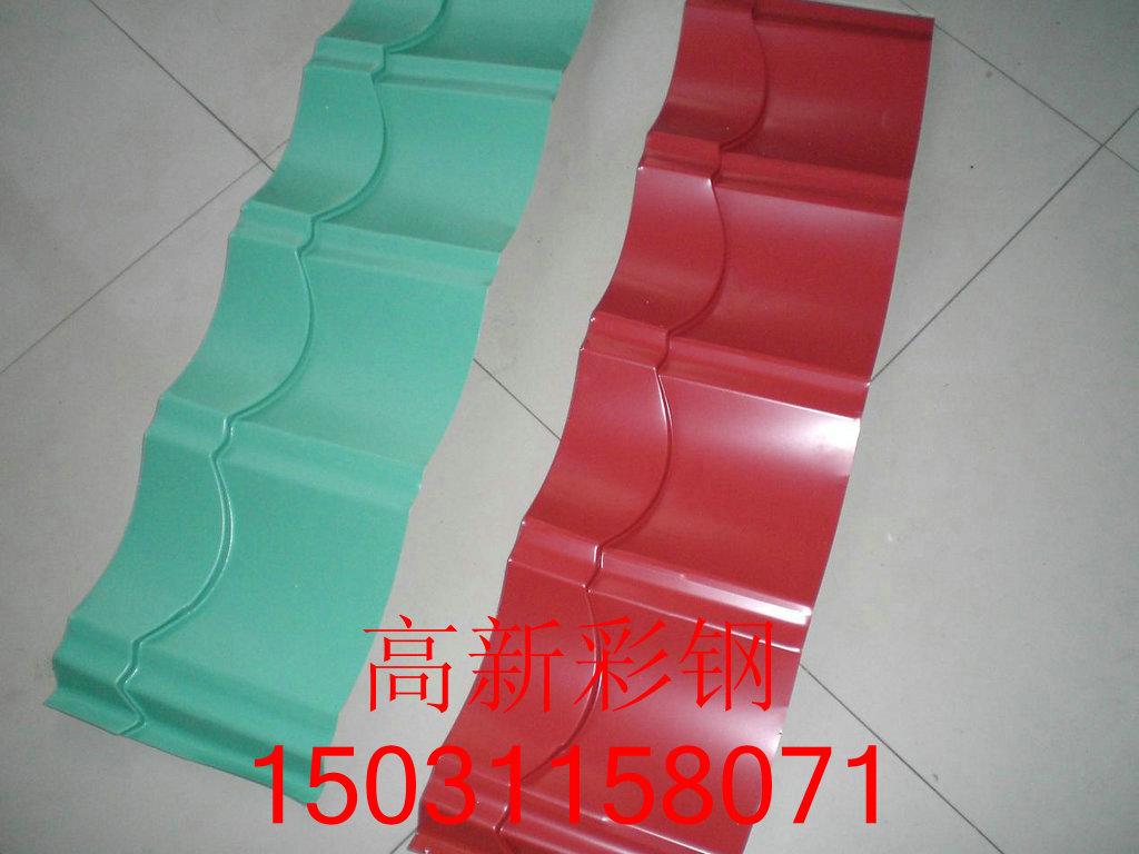 石家庄彩色钢板价格彩钢板厂家直销质量好