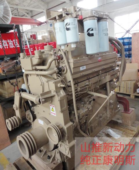 厂家供应康明斯KTA19-C600发动机