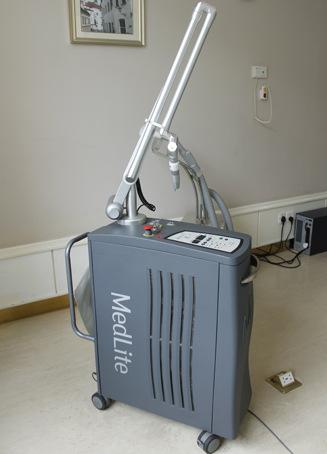 美国原装进口C6祛斑激光仪MEDLITEC6祛斑美容仪