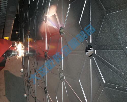 白钢宣传栏-大连金属加工-大连钣金加工