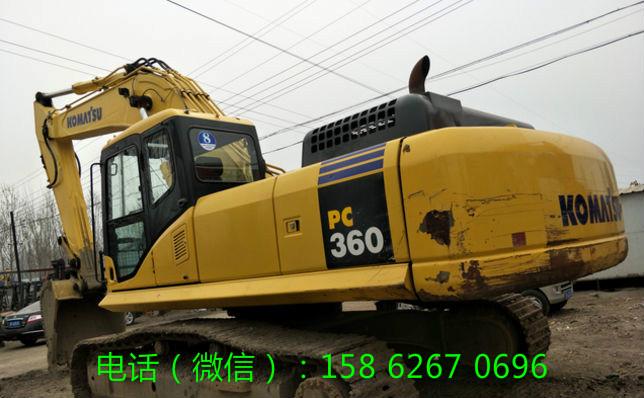 二手小松PC360-7挖掘机