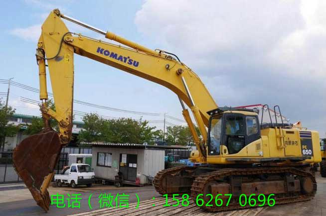二手小松PC600-7挖掘机
