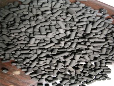 厂家直销大容量高吸附值煤质柱状活性炭