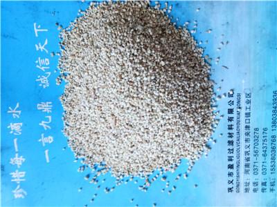 深圳麦饭石滤料厂家 麦饭石滤料价格