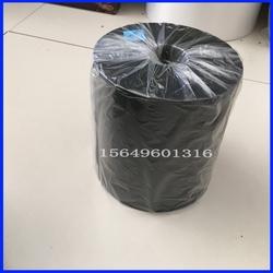 供应减震缓冲橡胶块 优质220*220*50 黑色橡胶弹簧 橡胶减震垫