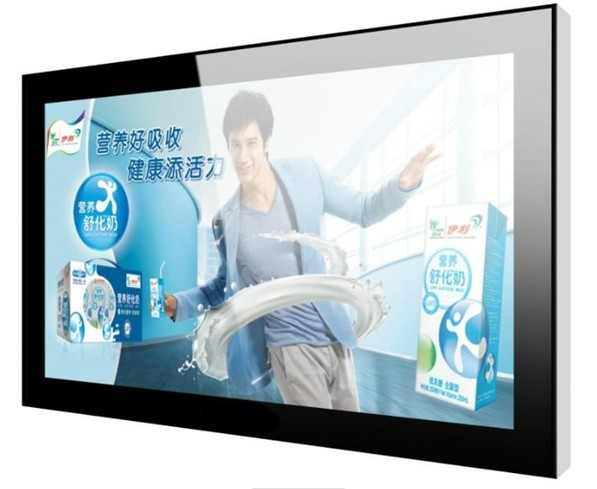 陕西42寸网络版广告机