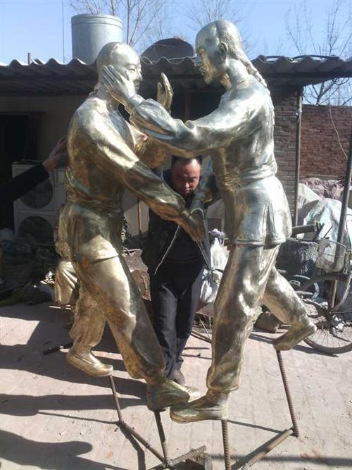 城市铜雕铸造|城市铜雕|福光雕塑(多图)