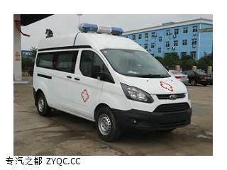 福特江铃救护车生产厂家联系电话