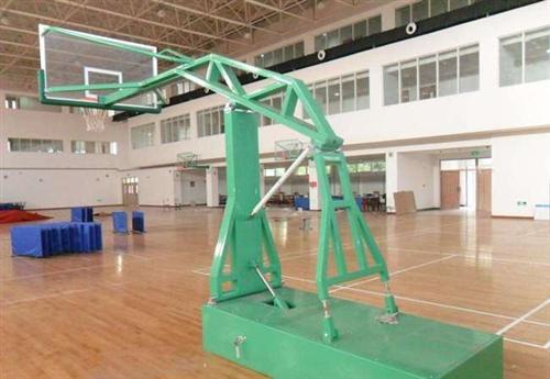 标准平箱篮球架、上海平箱篮球架、强森体育加工(图)