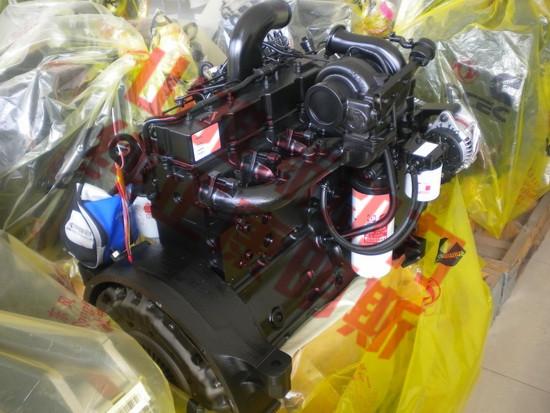 康明斯6LTAA8.9-C325发动机总成