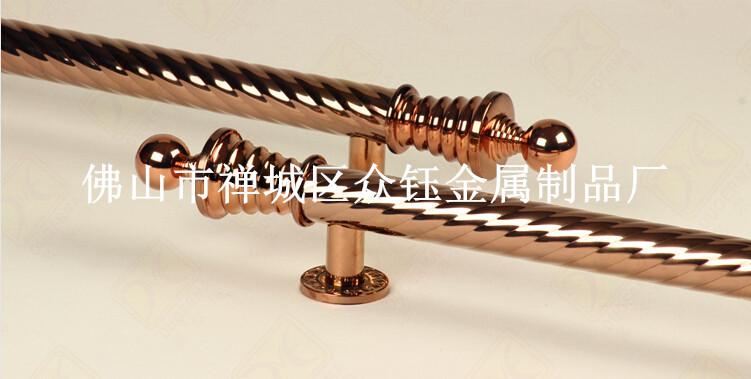 佛山众钰专业制作不锈钢大门拉手 玻璃大门拉手