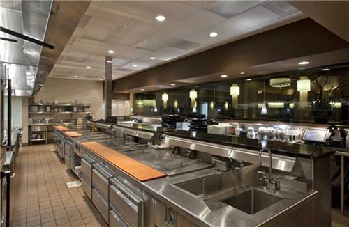 广州天圣,顾客至上、佛山食堂厨房设备、食堂厨房设备厂家