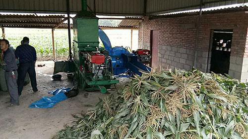 河北玉米秸秆打包机多少钱