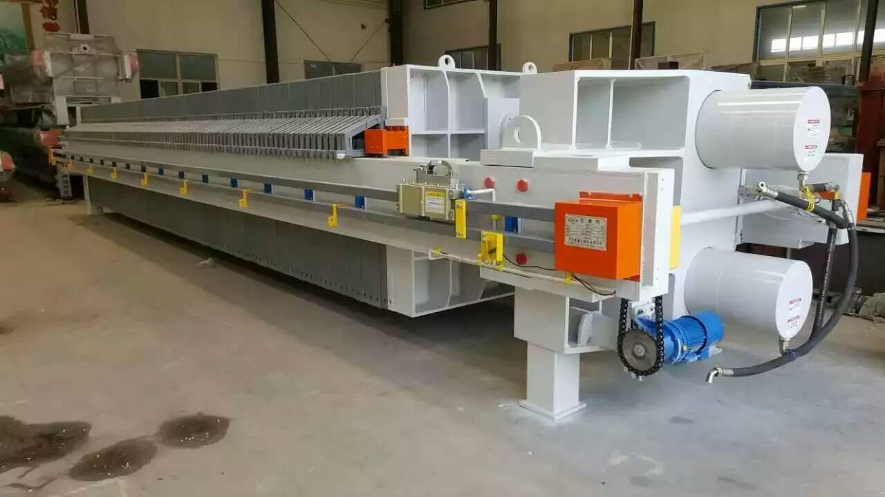 630型板框式压滤机
