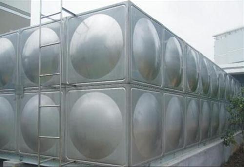 昆山不锈钢水箱价格、水箱、苏州横泾正圆不锈钢制品(图)