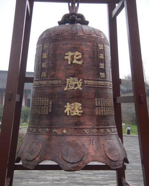 铜钟|福光雕塑|寺院铜钟