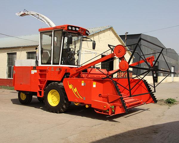 4QZ-2800自走式青饲料收获机价格(图)