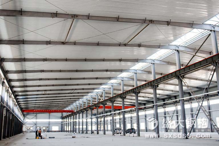承接山西钢结构厂房建筑工程