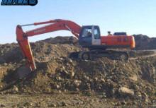 上海闵行区挖掘机出租承接管道土方挖掘外运
