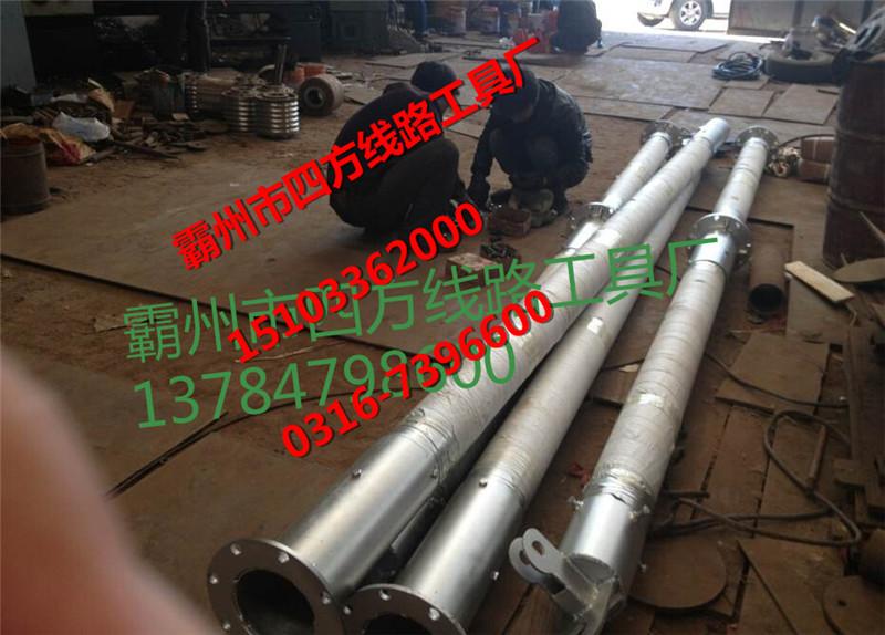 供应厂家直销12米电杆价格 电杆立杆拔杆厂家