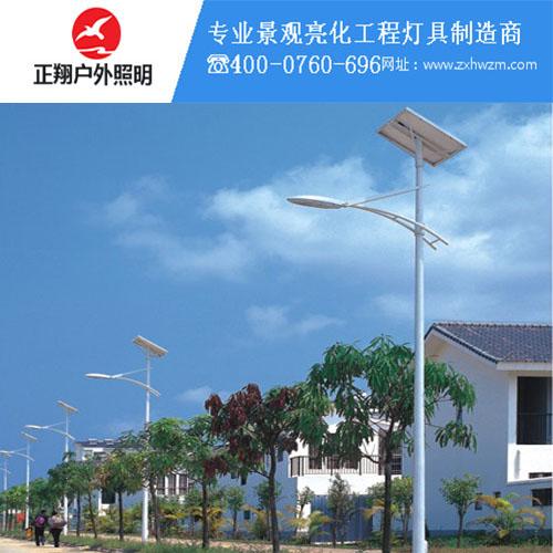 国家对太阳能路灯的支持