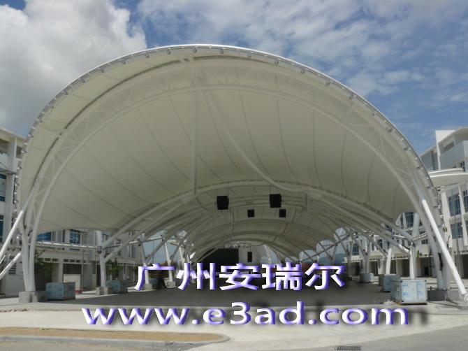 广州膜结构帐篷厂家