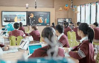 河南多媒体互动一体机|多媒体教室设备