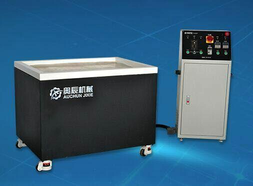 平移式磁力抛光机与普通磁力抛光机的区别