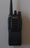 BSD-9600防磁对讲机10公里工地 酒店专用