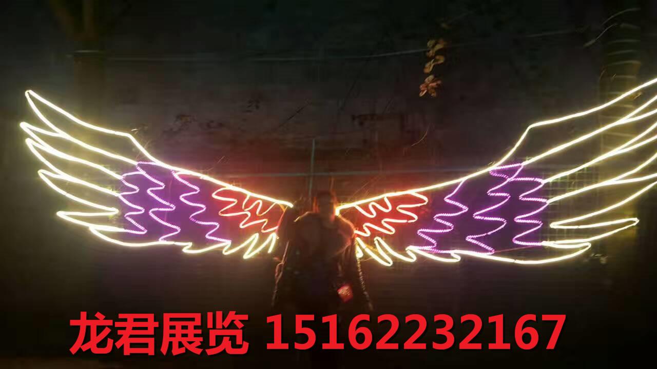 全国梦幻灯光节厂家 灯光节制作出租 灯光节策划