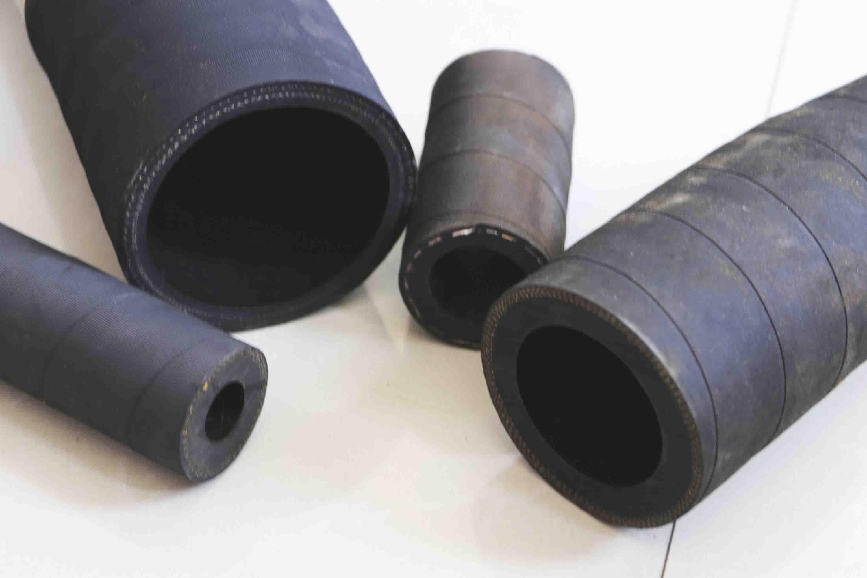 生产夹布空气胶管 6公斤低压橡胶管 光面空气胶管