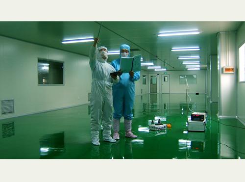 哈尔滨食品车间净化工程【蓝皓净化】