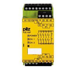 皮尔兹 安全继电器 PNOZ s4