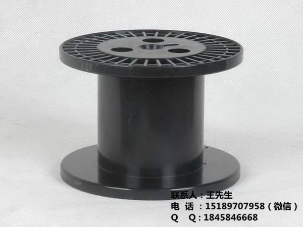 常州塑料线盘线轴盘 转轴带支架抽拉密度板包装线盘批发 PC152