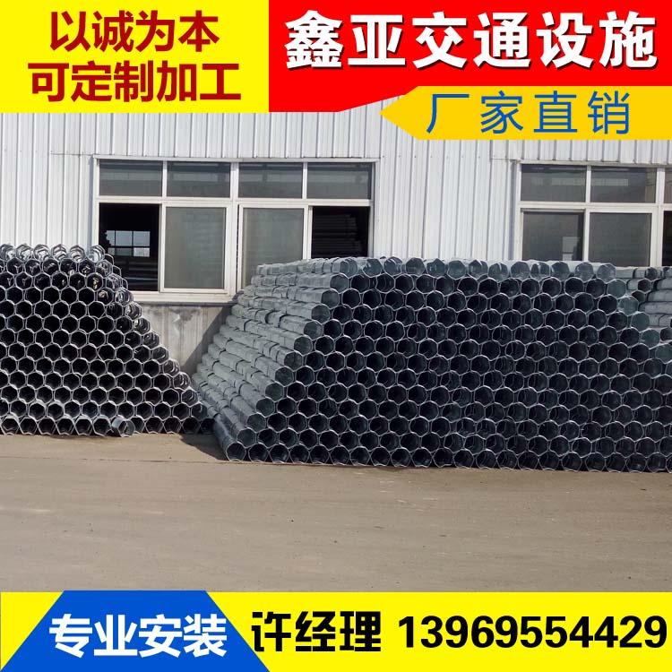 供应西藏省日喀则市高速公里用镀锌喷塑防阻块