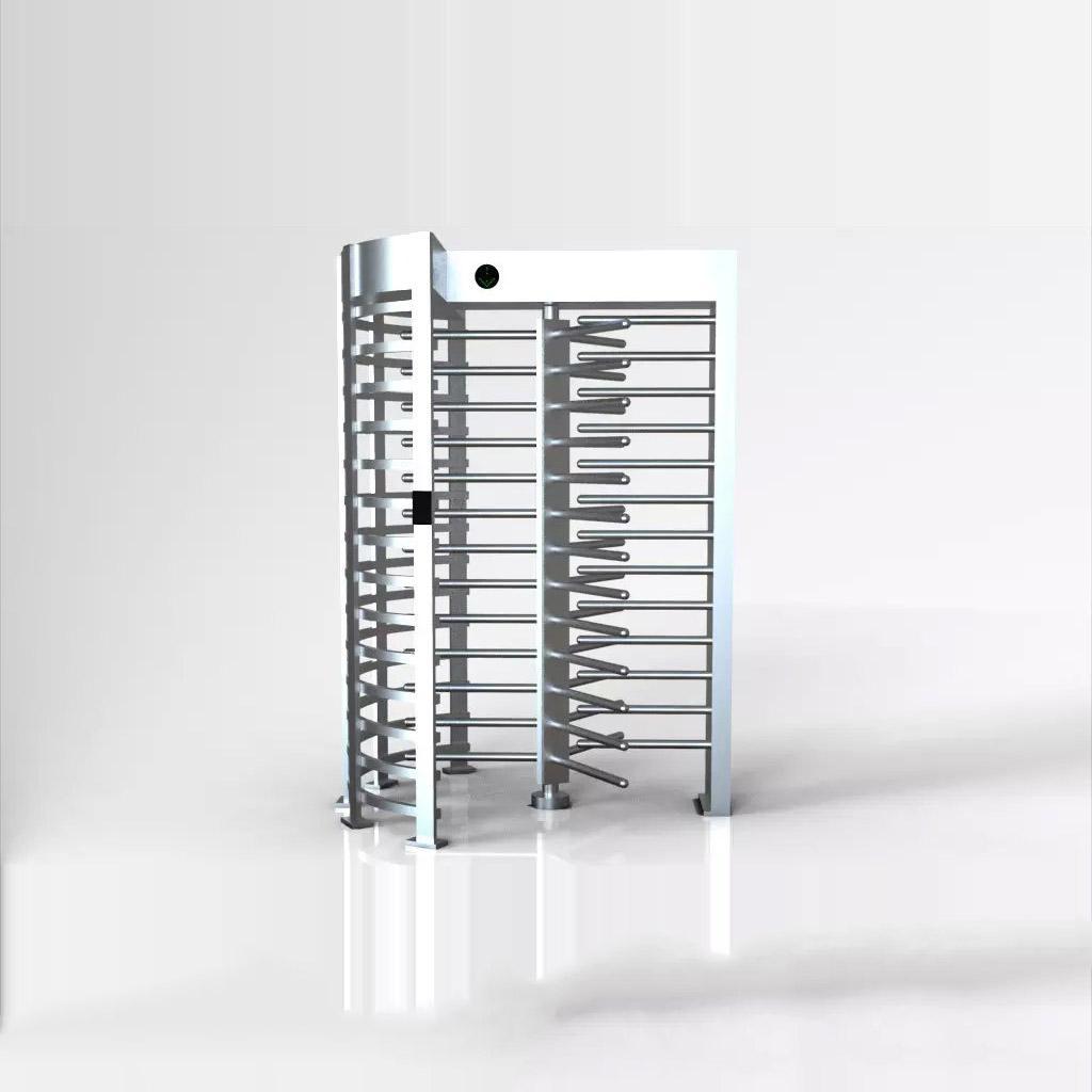 304不锈钢全高转闸 门禁管理系统厂家定制
