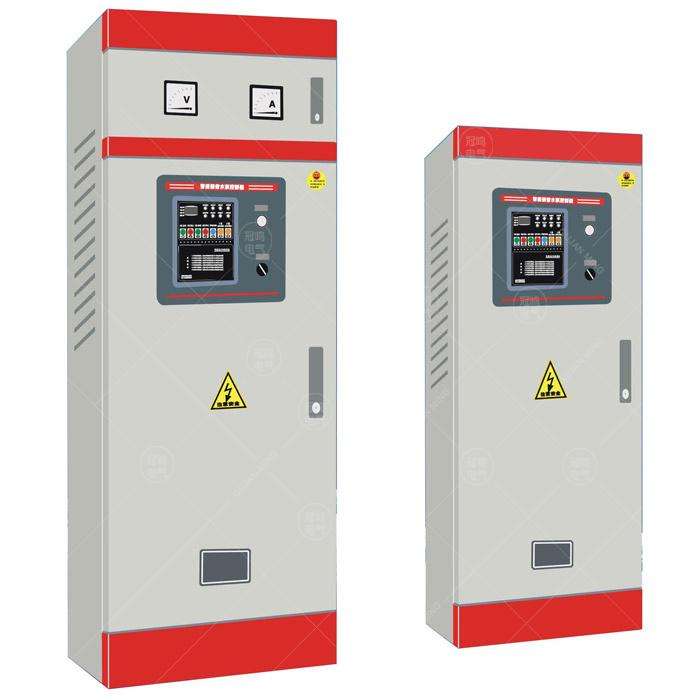 实力厂家提供消防控制柜_水泵控制柜_消防巡检柜