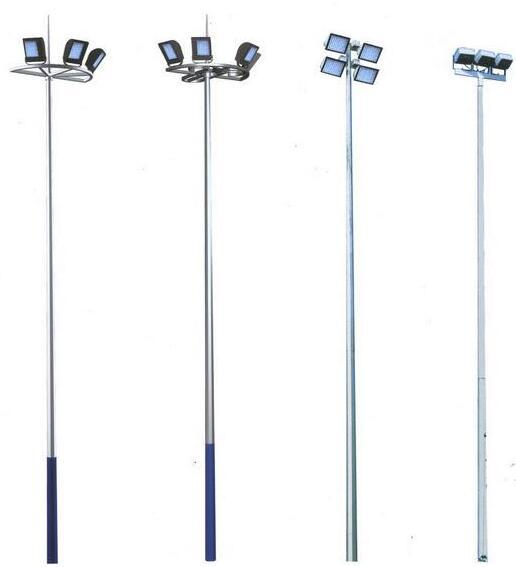 江苏弘光照明有限公司生产20米12火升降式高杆灯户外路灯
