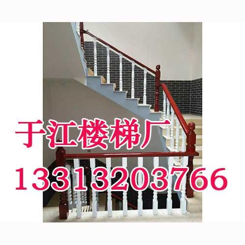 邢台楼梯安装,河北于江楼梯,楼梯中的白富美