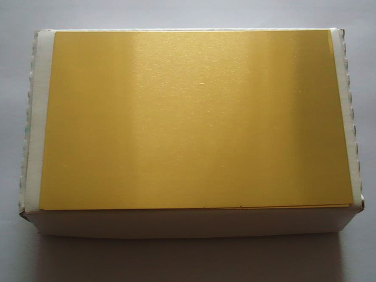 锦泰华供应0.3~55mm软态h62黄铜板