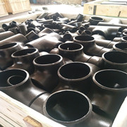 销售Q235 20#碳钢冷拔三通,对焊三通,保材质