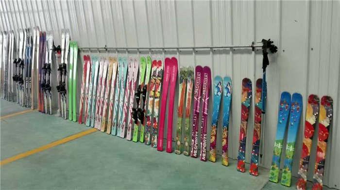 滑雪板的构成 双板滑雪板价格