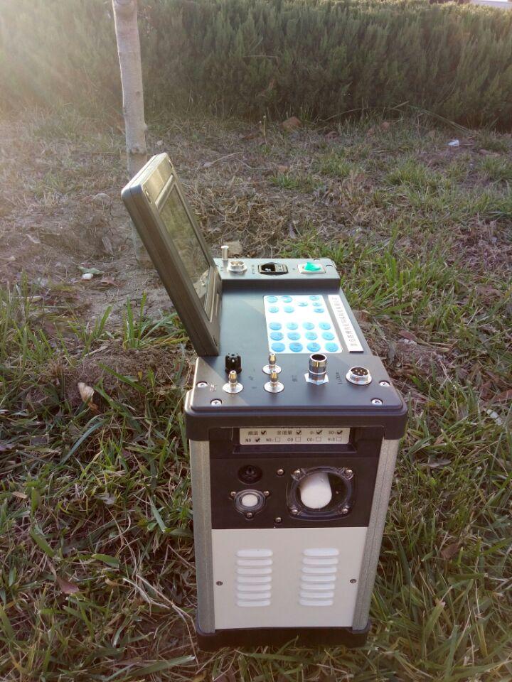 工矿企业、环境监测、工业卫生等多用途LB-70C型自动烟尘(气)测试仪