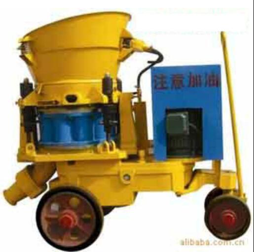 厂家热销PZ-5B矿用喷浆机 高品质混凝土喷浆机